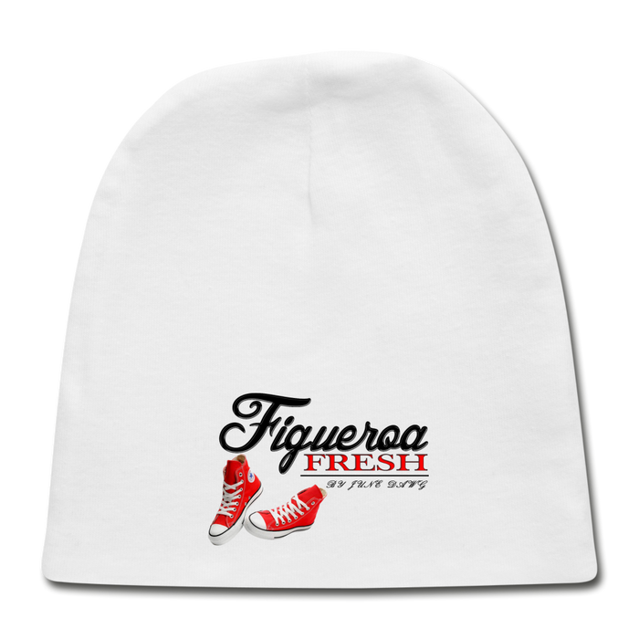 Fresh Wear Baby Cap - white
