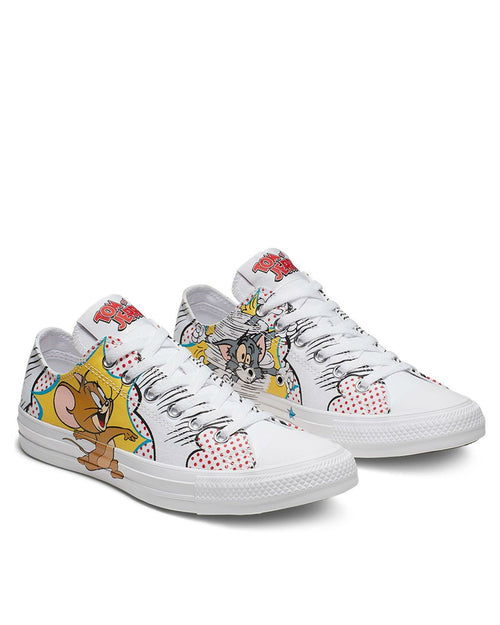 Converse Unisex Tom and Jerry Chuck Taylor All Star Low Top