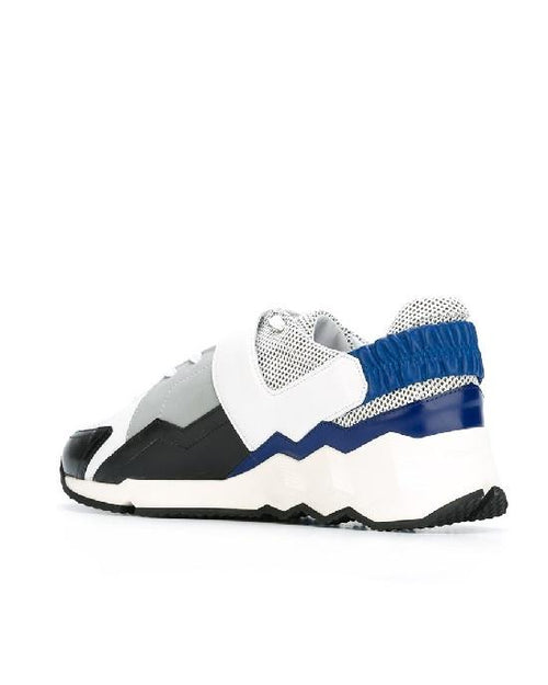 Pierre Hardy Hook & Loop Sneakers