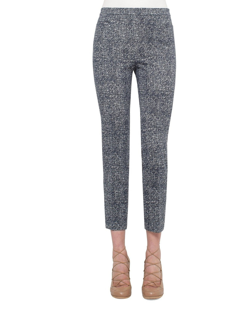 Akris Punto'Franca' Tweed Ankle Pants