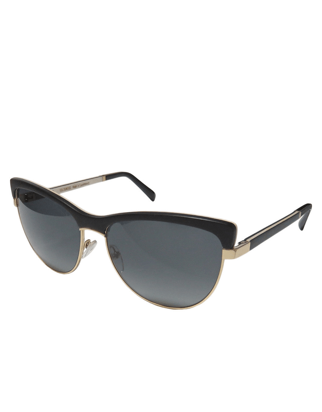 Gold And Wood Altais Wood/Metal Unisex Sunglasses