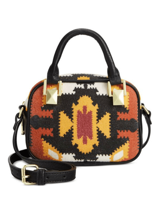 Steve Madden Balfie Small Crossbody Orange Multi - Fashionbarn shop - 1