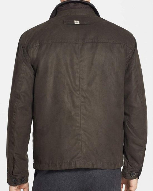 RAINFOREST Twill Bomber with Removable Down Liner Jacket