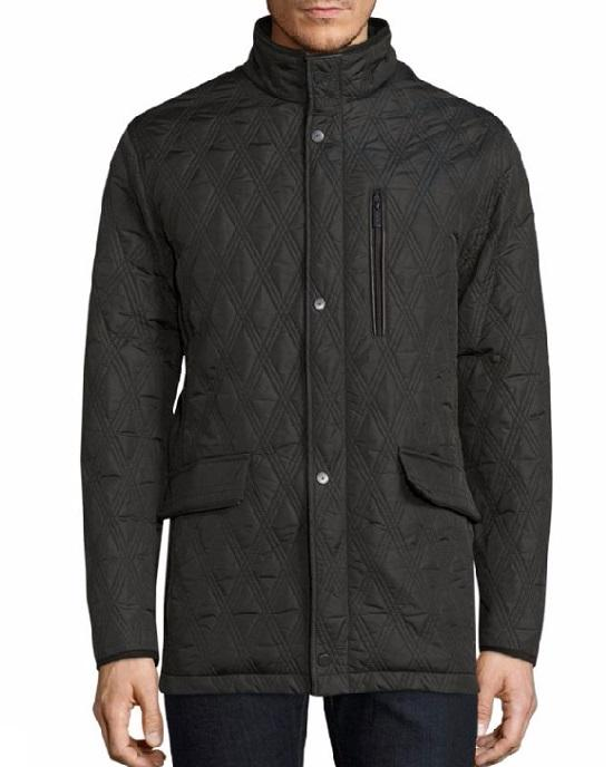 RAINFOREST Quilted Walking Jacket