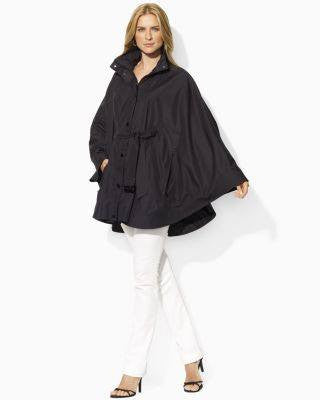 RALPH LAUREN ADELLYN JANUARY BLACK JACKET-LAUREN RALPH LAUREN-Fashionbarn shop