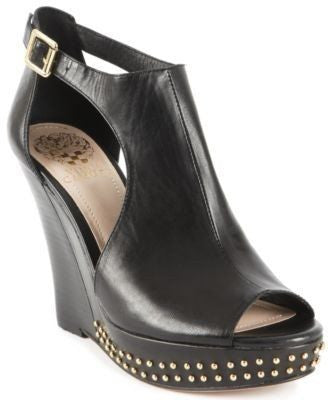 VINCE PLATFORM WEDGE SANDALS-VINCE-Fashionbarn shop