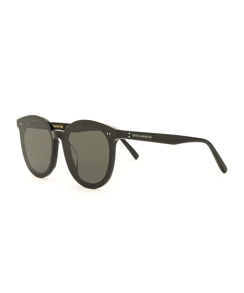 Gentle Monster Solo 01 Round-Frame Sunglasses