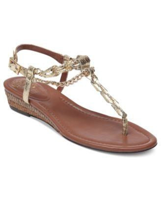 VINCE WEDGE SANDALS-VINCE-Fashionbarn shop
