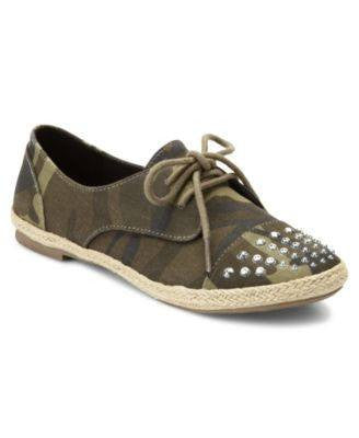 OXFORD FLATS-MATERIAL GIRL-Fashionbarn shop