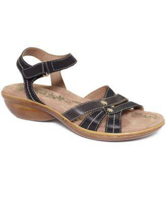 PLATFORM SANDALS-EASY SPIRIT-Fashionbarn shop