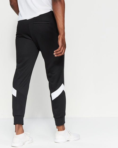 Puma Black Iconic MCS Track Pants