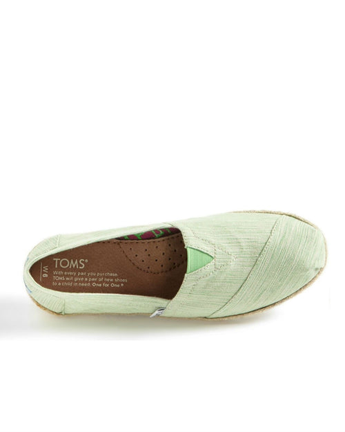TOMS 'Classic - Space Dyed' Canvas Slip-On