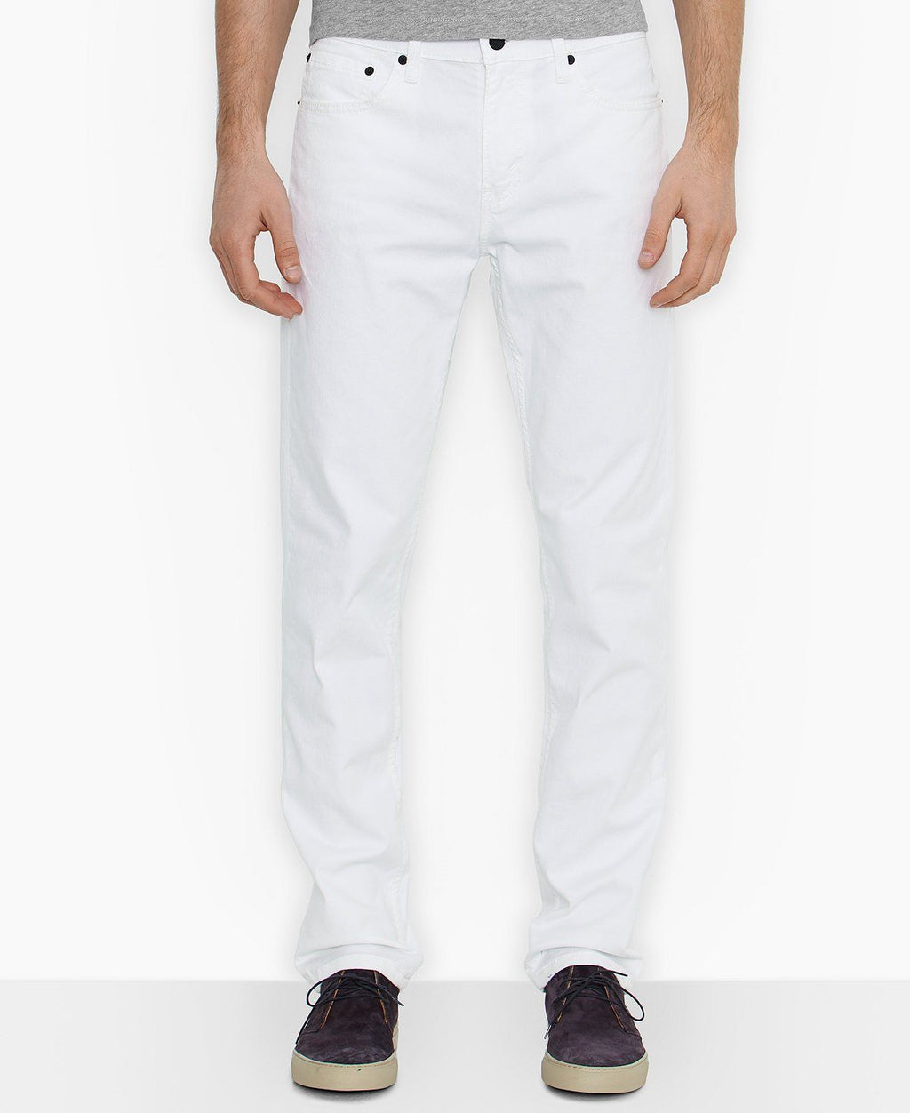 Levi's 511 Slim Fit Jeans, White Bull