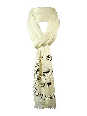 MICHAEL KORS PIN DOT LOGO SCARF WRAP - Fashionbarn shop - 3