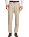 Calvin Klein BODY Slim-Fit Sharkskin Dress Pants-CALVIN KLEIN-Fashionbarn shop