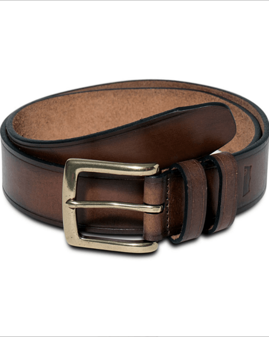 Levi's Creased Double Loop Belt-LEVI'S-Fashionbarn shop