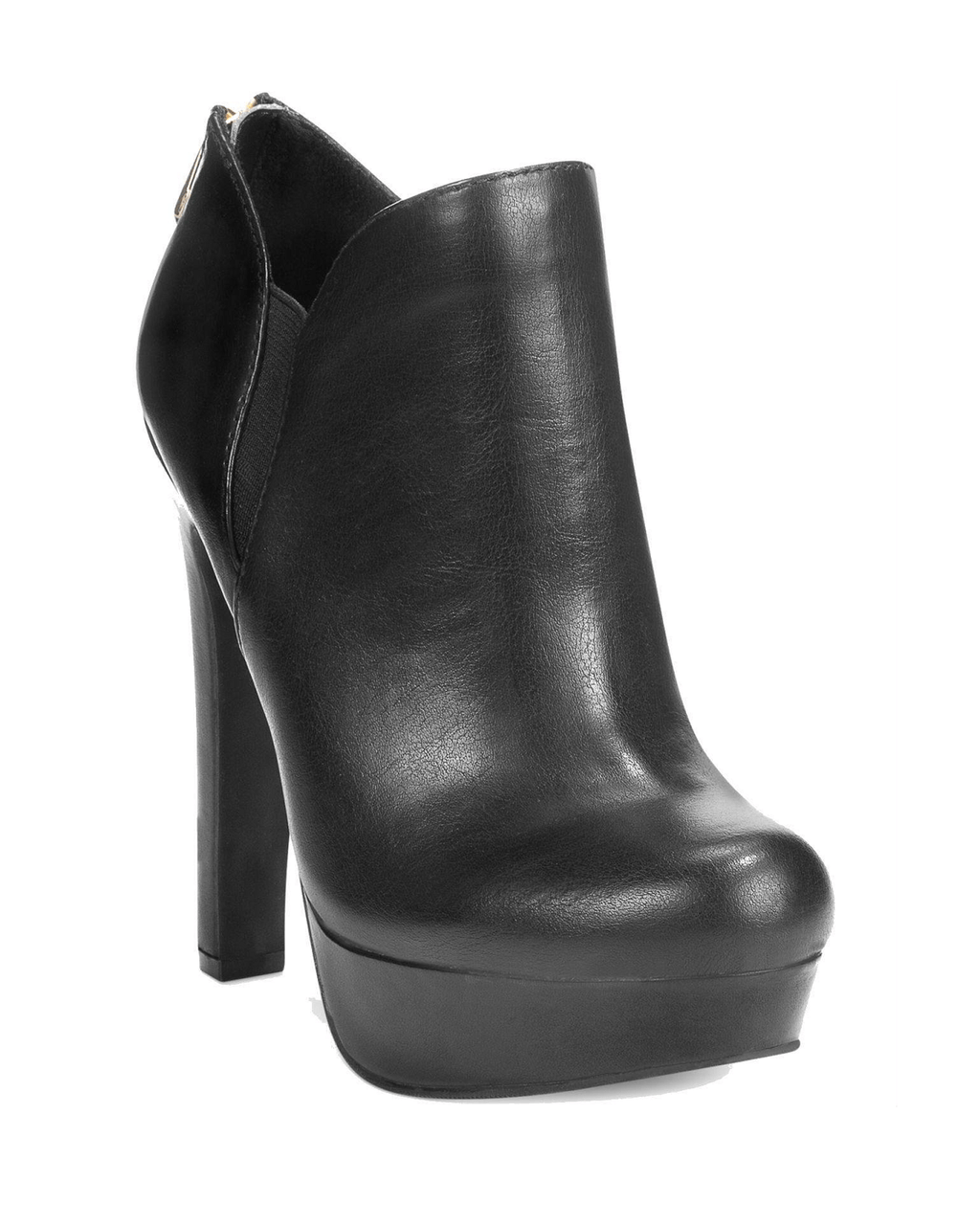 Material Girl Ross Platform Dress Booties