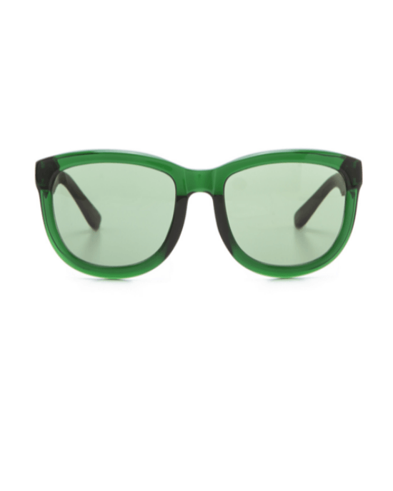 Linda Farrow Sunglasses ROW50C4 in Color Green-LINDA FARROW-Fashionbarn shop