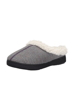 Isotoner Signature Woodlands French Terry Slipper - Fashionbarn shop - 1