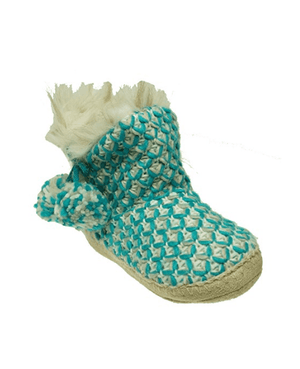 Jenni Knit Slipper Bootie - Fashionbarn shop - 1