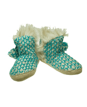Jenni Knit Slipper Bootie - Fashionbarn shop - 2