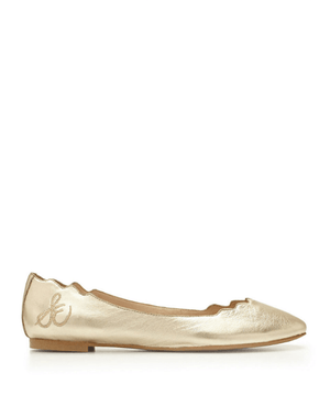 Sam Edelman Augusta Leather Flats - Fashionbarn shop - 2