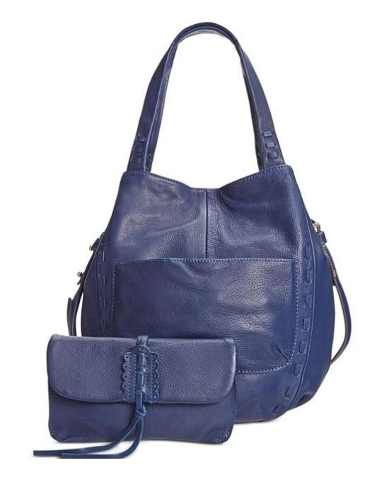 Sanctuary Laurel Canyon Drawstring Bag Indigo