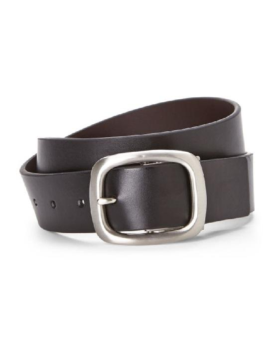 ROBERT GRAHAM Danton Brushed Reversible Belt