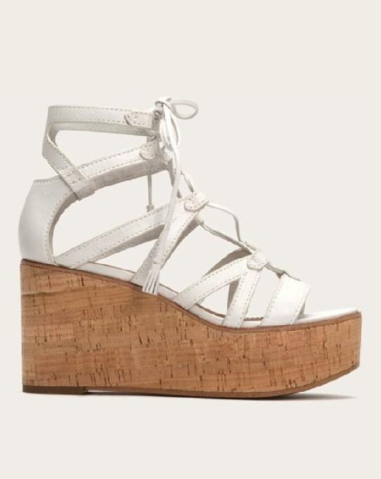 7fb88b4d55f FRYE Heather Gladiator Wedge– Fashionbarn shop