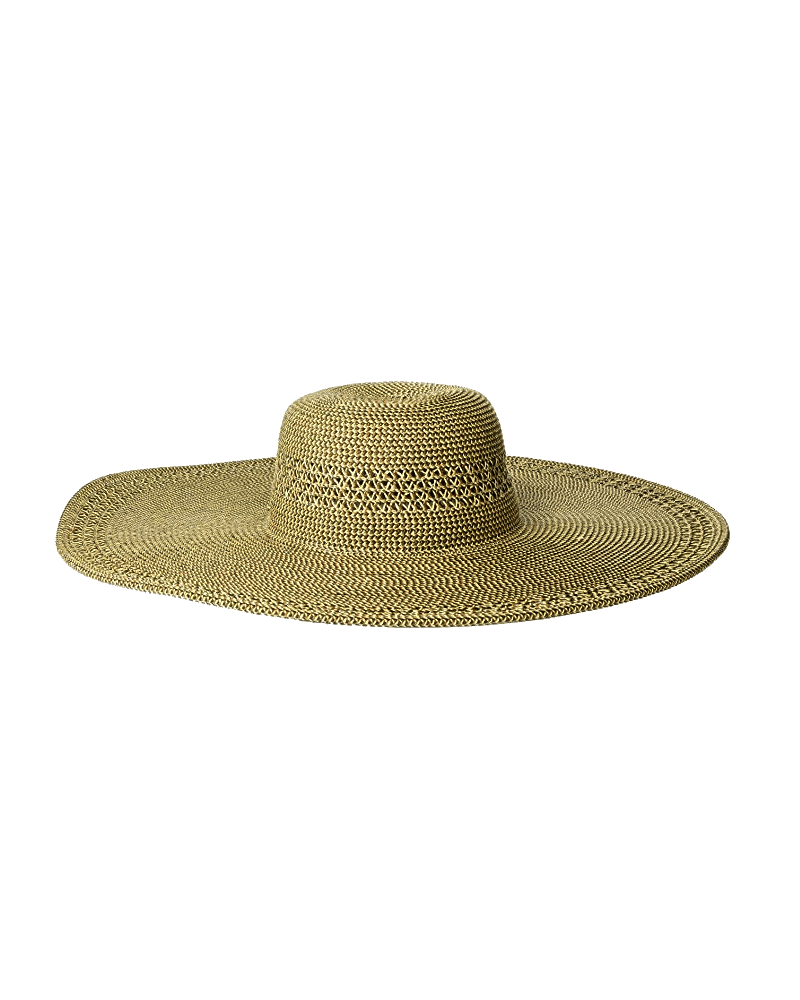 Nine West Pack-able Super Floppy UPF Sun 25+ Hat