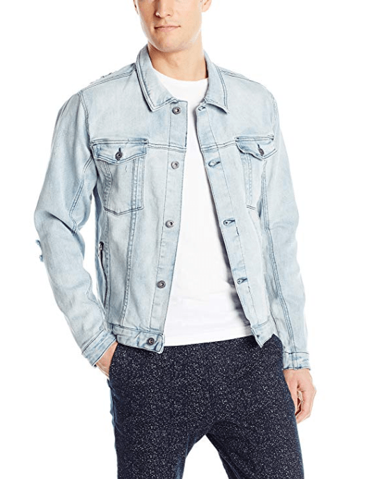 Zanerobe Greaser Denim Jacket