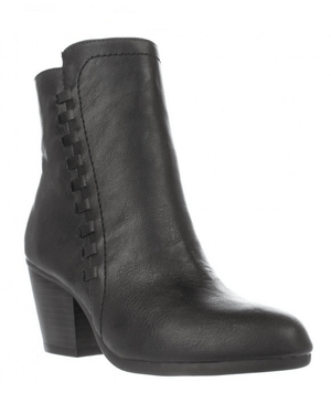 Aerosoles Vitality Side Zip Ankle Boots, Black