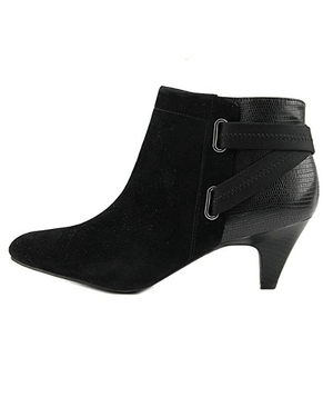 Alfani Womens Vandela2 Closed Toe Ankle Fashion Boots