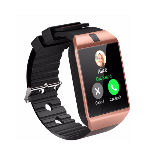 Bluetooth Smartwatch DZ09 For iPhone Samsung Huawei VS Y1 Q18