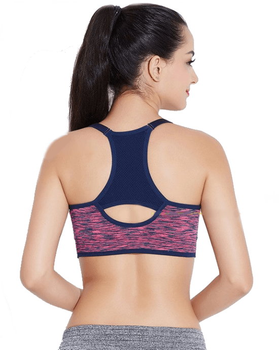 Multi-Way Molded Cup Sports Bra