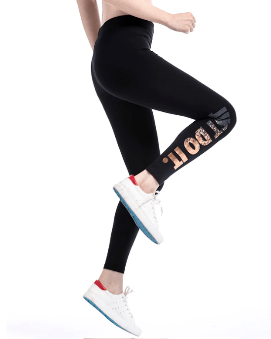 Women's High Waist Push Up Leggings