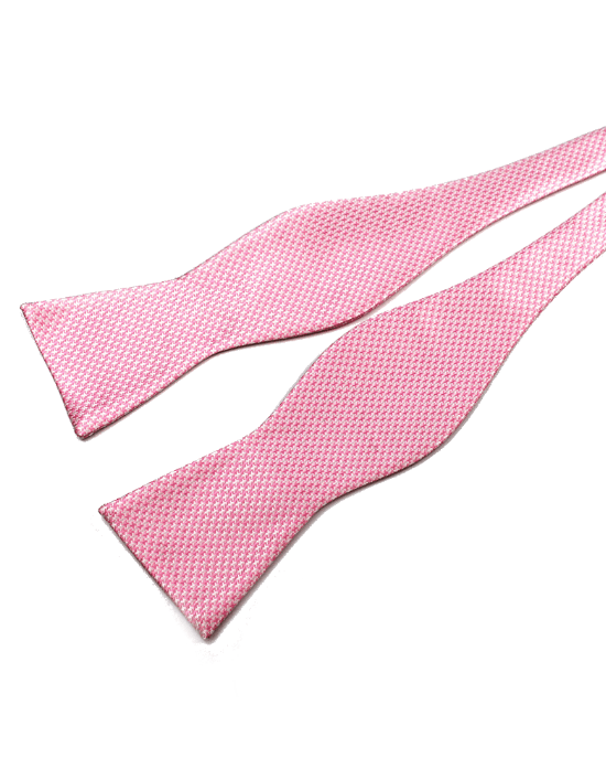 Men's 100% Silk Jacquard Woven Classic Bow Ties
