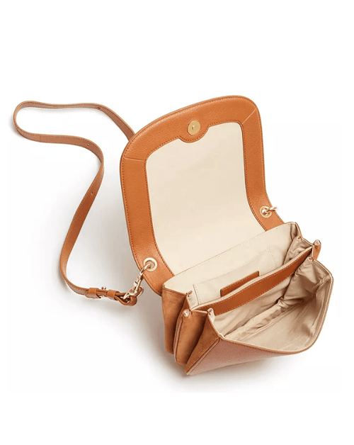 See by Chloé Hana Leather & Suede Crossbody