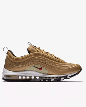 Nike Men's Air Max 97 Metallic Gold