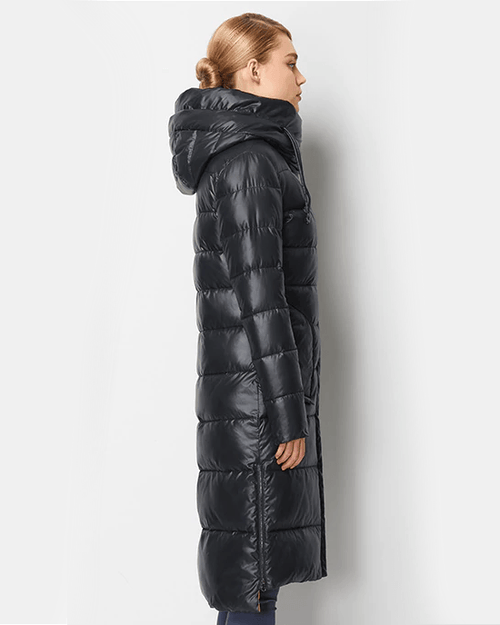 Miegofce Hooded Puffer Down Coat