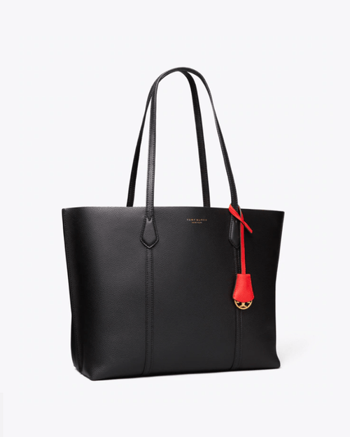 Tory Burch Perry Triple - Compartment Tote Bag, Black