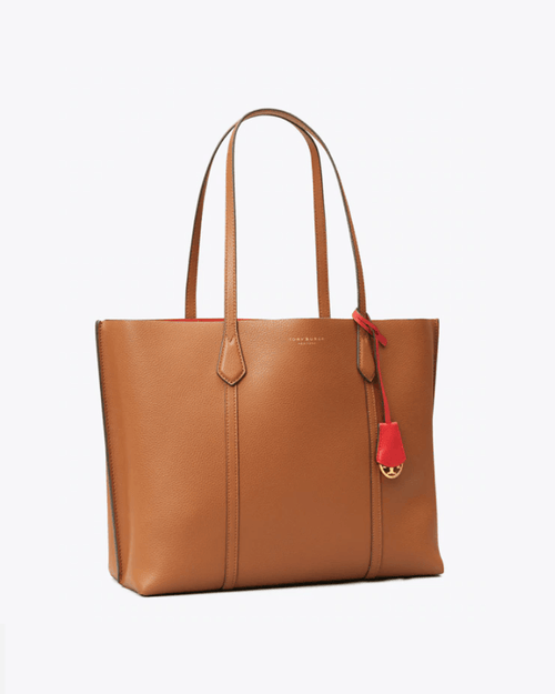 Tory Burch Perry Triple - Compartment Tote Bag, Light Umber