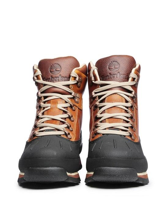 Timberland All Leather Mens Euro Hiker