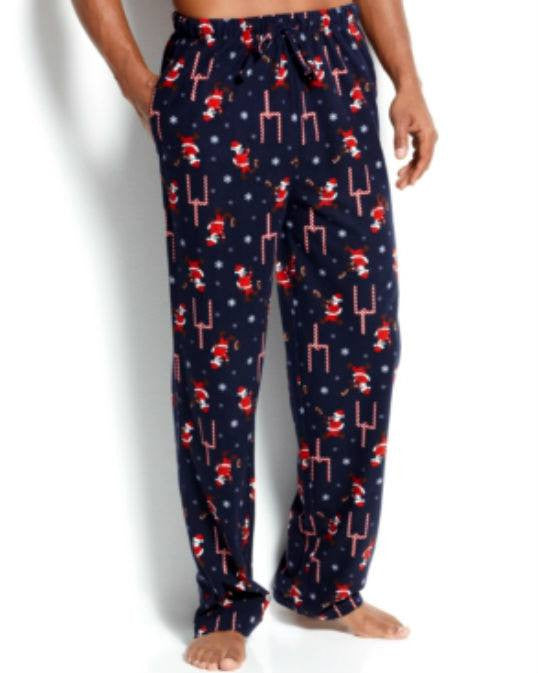 Club Room Men's Novelty Print Pajama Pants-CLUB ROOM-Fashionbarn shop