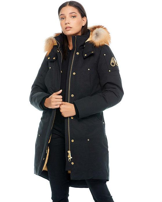 Moose Knuckles Women's Grand Metis Parka