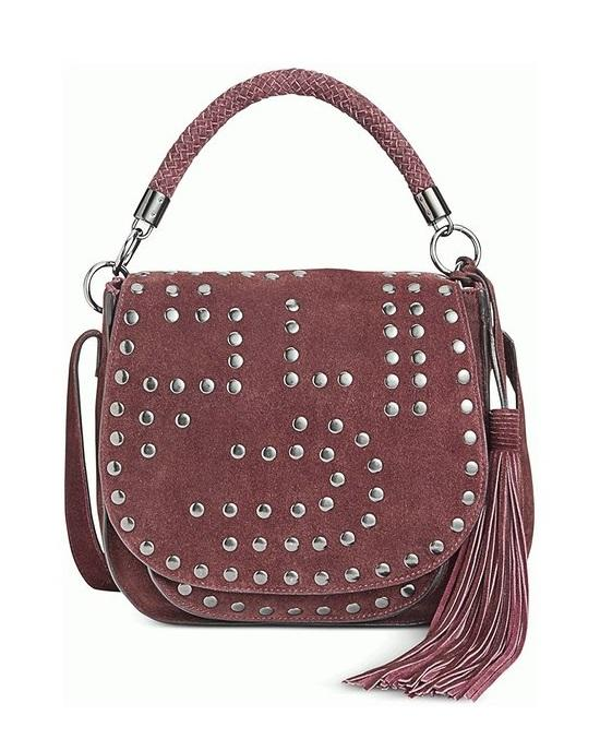 Sam Edelman Heidi Studded Saddle Bag