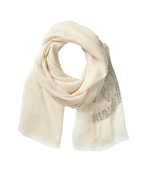 MICHAEL KORS PIN DOT LOGO SCARF WRAP - Fashionbarn shop - 1