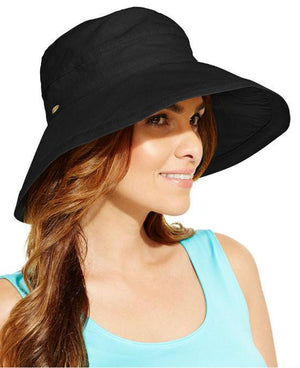 Scala Cotton Big Brim Sun Hat - Fashionbarn shop