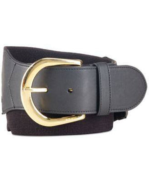Lauren Ralph Lauren Stretch Belt NaturalTan L - Fashionbarn shop