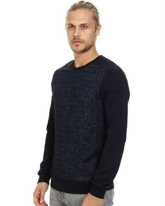 Scotch & Soda Moto Crew Neck Sweater-SCOTCH AND SODA-Fashionbarn shop